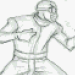 Work .GIF of the fighting stance